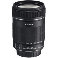 kupit-Объектив Canon EF-S 18-135mm f/3.5-5.6 IS (EF-S 18-135mm)-v-baku-v-azerbaycane