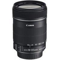 Şəkil lensləri Canon EF-S 18-135mm f/3.5-5.6 IS (EF-S 18-135mm)