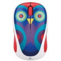 kupit-Беспроводная мышь Logitech Wireless Mouse M238 OWL (910-004474)-v-baku-v-azerbaycane