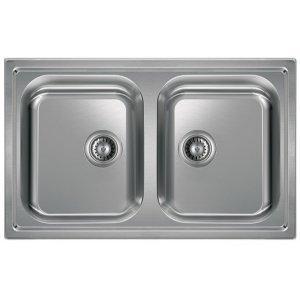 Кухонная мойка Hotpoint-Ariston SC 79W2 (X) HA (Silver)