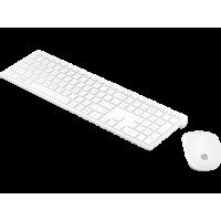 kupit-Беспроводная клавиатура и мышь HP Pavilion 800 / White (4CF00AA)-v-baku-v-azerbaycane