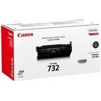 Лазерный картридж toner Canon CRG732 BLACK (6263B002)