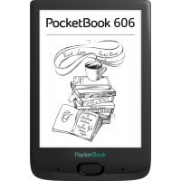 kupit-Электронная книга e-reader PocketBook 606 Black  (PB606-E-CIS)-v-baku-v-azerbaycane