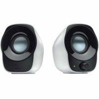 kupit-Компьютерные колонки LOGITECH Audio System 2.0 Z120 / White (980-000513)-v-baku-v-azerbaycane