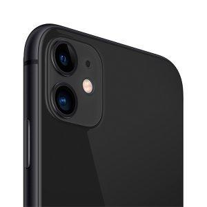 Смартфон Apple Iphone 11 / 64 GB / 1 SIM (Black)