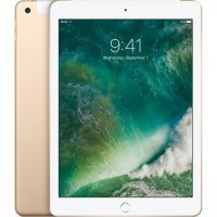 kupit-Планшет Apple IPad Pro 2017: Wi-Fi + Cellular 128GB - Gold (MPG52RK/A)-v-baku-v-azerbaycane