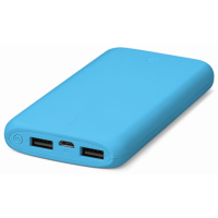 kupit-Портативное зарядное устройство (Power Bank) Ttec Powerslim 10000mah Blue-v-baku-v-azerbaycane