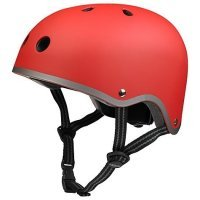 kupit-Шлем micro helmet red matt M (AC4497)-v-baku-v-azerbaycane