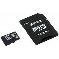 kupit-Карта памяти Silicon Power 64 GB, TF_SDXC UHS-I U1, SR104 mode, W/A (SP064GBSTXBU1V10SP)-v-baku-v-azerbaycane