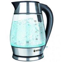 kupit-Чайник Vitek VT-7037 (Прозрачное стекло)-v-baku-v-azerbaycane