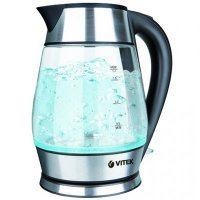 Чайник Vitek VT-7037 (Прозрачное стекло)