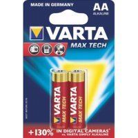 Батарейки VARTA MAX TECH 4706 AA (2)