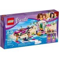 Конструктор Lego Andreas Speedboat Transporter (41316)