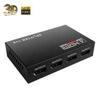 kupit-Сплиттер HDMI Video Splitter 1in-4out port UHD-v-baku-v-azerbaycane
