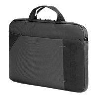 "kupit-Сумка для ноутбуков SUMDEX Continent Laptop Topload bag 15,6"" Grey (CC-205GA)-v-baku-v-azerbaycane"