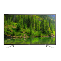 "Телевизор HOFFMANN LED 43A3400 43"" / Smart TV / Wi-Fi / Full HD 1920 x 1080"