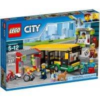 kupit-Конструктор Lego Bus Station (60154)-v-baku-v-azerbaycane