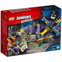 kupit-КОНСТРУКТОР LEGO Juniors Нападение Джокера на Бэтпещеру (10753)-v-baku-v-azerbaycane
