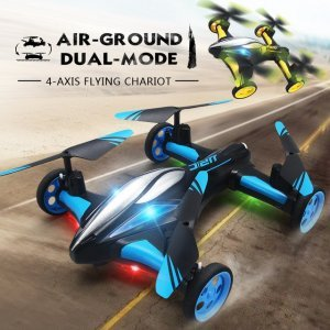 ДРОН JJRIC H23 AIR/GROUND DUAL MODE