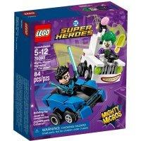 КОНСТРУКТОР LEGO Super Heroes Mighty Micros: Найтвинг против Джокера (76093)