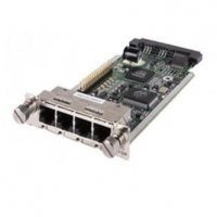 Адаптер HPE FlexNetwork MSR 4-port 10/100 SIC Module (JD573B)