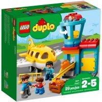 kupit-КОНСТРУКТОР LEGO DUPLO Town Аэропорт (10871)-v-baku-v-azerbaycane