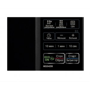 Микроволновая печь LG MS2042DB (Black)