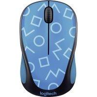 kupit-Беспроводная мышь Logitech Wireless Mouse M238 Blue (L910-005055)-v-baku-v-azerbaycane