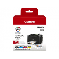 Картридж Canon PGI1400XLMULTI Многоцветный (9185B004)