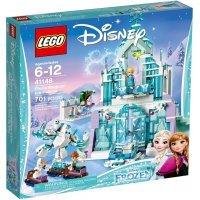 kupit-КОНСТРУКТОР LEGO Disney Princess Волшебный ледяной замок Эльзы (41148)-v-baku-v-azerbaycane