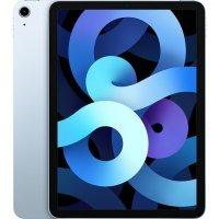 kupit-Планшет Apple iPad Air 4 / 256 ГБ / Wi-Fi+4G / (MYH62) / (Небесно-голубой)-v-baku-v-azerbaycane