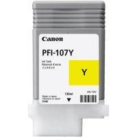 Картридж Canon PFI107 Yellow (6708B001)