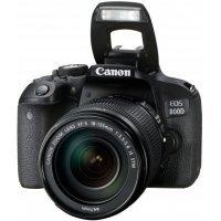 Фотоаппарат CANON-800 D-18-55