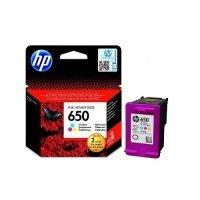 Струйный картридж HP № 650 CZ102A (цветной)