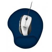 kupit-Коврик для мыши Trust Gel Mouse Pad - Blue (20426)-v-baku-v-azerbaycane