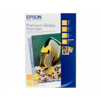 Бумага Epson Premium Glossy Photo Paper 10x15 (50 sheets) (C13S041729)