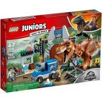 kupit-КОНСТРУКТОР LEGO Juniors Побег Ти-Рекса (10758)-v-baku-v-azerbaycane