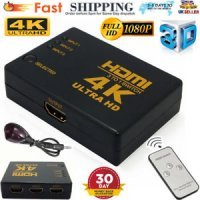 kupit-Сплиттер HDMI Video Splitter 1in-3out port UHD-v-baku-v-azerbaycane