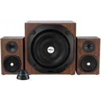 kupit-Акустическая система Trust Vigor 2.1 Subwoofer Speaker Set - brown (20244)-v-baku-v-azerbaycane