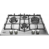kupit-Газовая варочная панель Hotpoint-Ariston PKL 641 D2/IX/HA EE (Нержавеющая сталь)-v-baku-v-azerbaycane