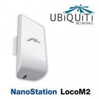 Абонентская станция Wi-Fi и AirMAX Ubiquiti LOCO M2. 802.11g/n, интегрированная антенна 8 дБ (LOCO M2)