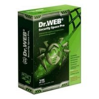 Антивирус Dr.Web Security Space Pro Box (2PC/2 year) (BFW-W24-0002-1)