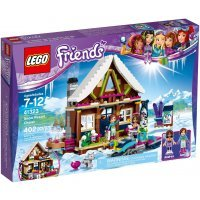 Конструктор Lego Snow Resort Chalet (41323)