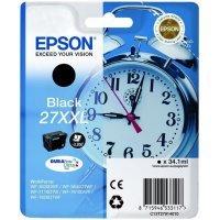 Картридж Epson Singlepack 27XXL DURABrite Ultra Ink Black (C13T27914020)