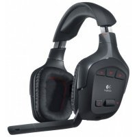 Игровая гарнитура Logitech Wireless Gaming Headset G930 (981000550)