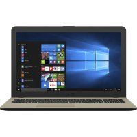 "Ноутбук Asus X540UA-GQ075 15.6"" (Black gray)"