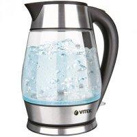 Чайник Vitek VT-7038 (Стальной)