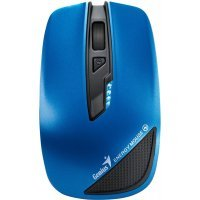 Беспроводная мышь Genius Energy Mouse, Blue, 2.4GHz, Power bank funcion, 2700 mAh capacity (31030107101)