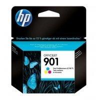 Струйный картридж HP № 901 CC656AE (Голубой, пурпурный, желтый)