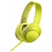 kupit-Наушники Sony MDR-100AAP Yellow-v-baku-v-azerbaycane